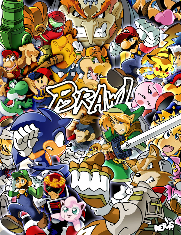 Brawl by herms85