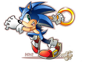 Sonic by herms85