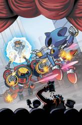 Sonic Universe 38 Cover