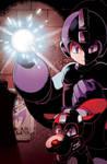 Mega Man 14 Cover