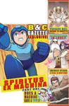 Mega Man 13 Cover