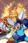 Mega Man 10 Cover