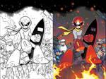 Mega Man 17 Cover