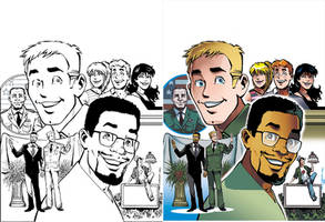 Life with Archie 16 SDCC Variant by herms85