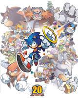 Happy Birthday, Hedgehog by herms85