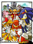 Old-Sonic and Co