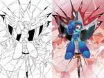 Mega Man 23 Cover