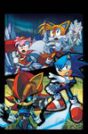 Sonic the Hedgehog 247 Cover