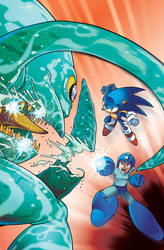 Sonic Universe 53 Cover