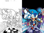 Sonic Super Digest 04 Cover