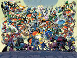 ALL The Robot Masters