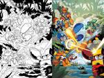 Rumble in the Jungle (Mega Man 30)