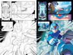 Behold, X (Mega Man 34 - Pg 18)