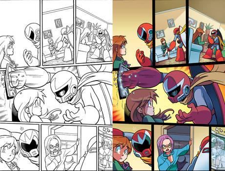 Tempo and Blues (Mega Man 35 - Page 11)