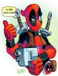 Deadpool is Family Friendly!