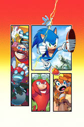 Sonic Boom 02 Cover