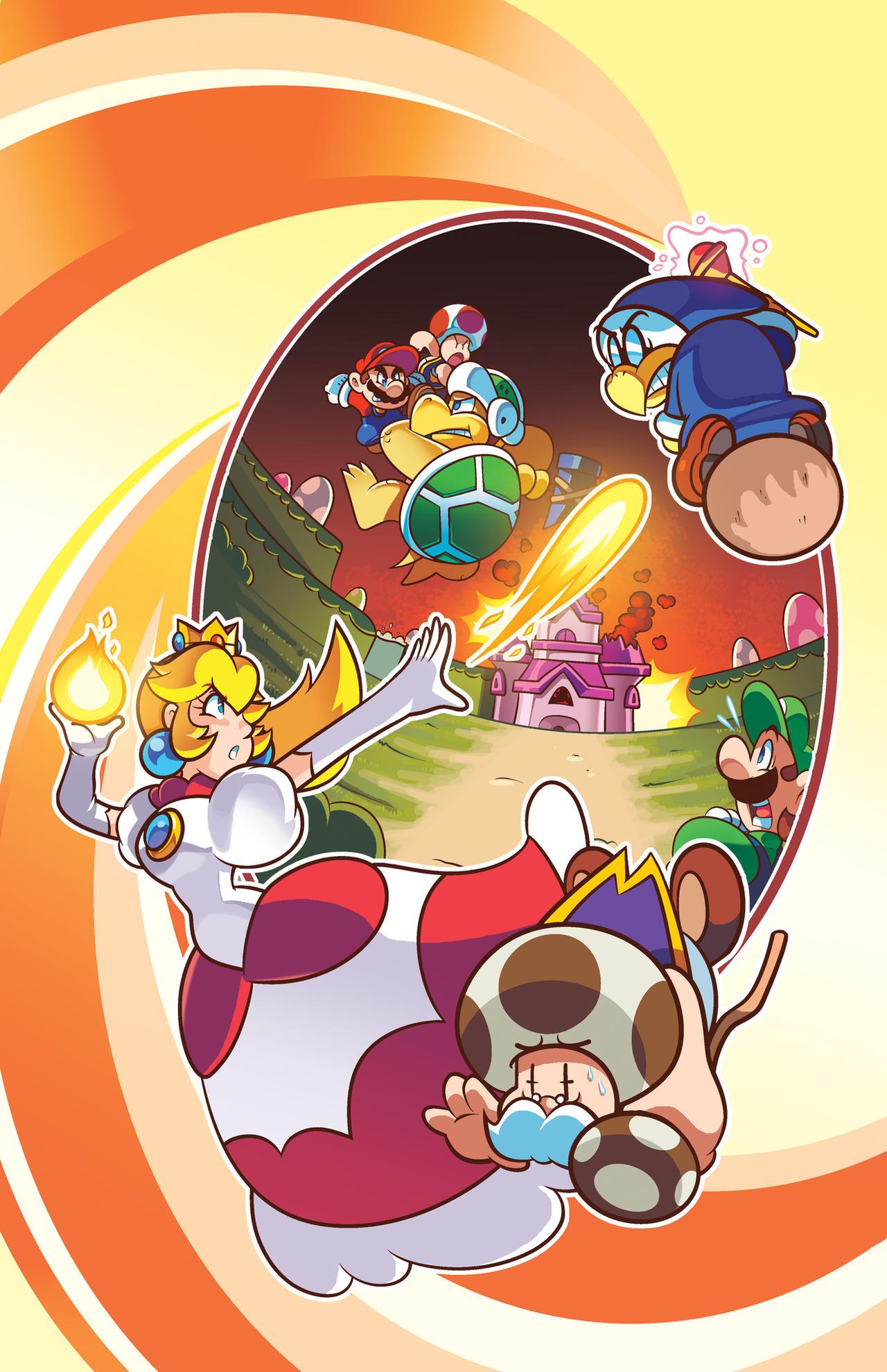 List of Sonic the Hedgehog printed media  Wikipedia
