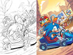 Sonic Boom 07 Cover