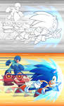 Sonic the Hedgehog 275 Cover