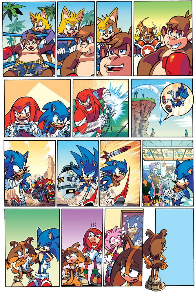 Sonic Boom 5 8 Off Panels By Herms85 On Deviantart