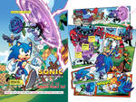 Worlds Unite - Sonic Battles