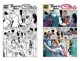 Archie 01 - Meet the New Betty (colorist sample)