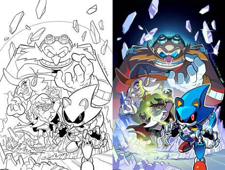 Sonic Universe 83 Cover