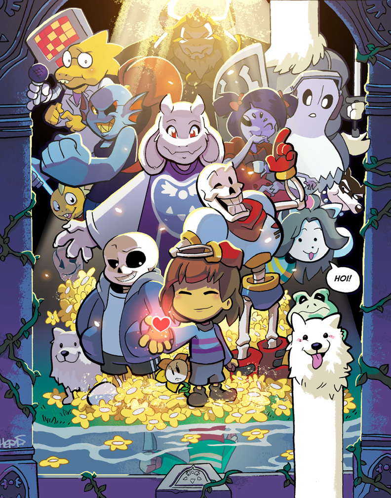 UnderTale by herms85