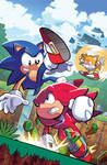 Sonic the Hedgehog 291 Variant