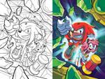 Sonic Universe 87 Cover