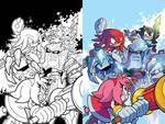 Sonic Universe 89 Cover
