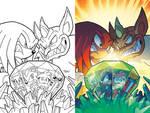 Sonic Universe 90 Cover
