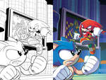 Sonic Universe 90 Variant