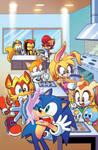 Kooky Cookies! (Sonic the Hedgehog 294 Variant)