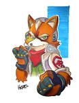Copic Fox