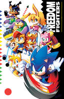 Sonic and The Freedom Fighters by herms85