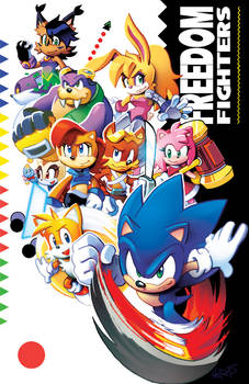 Sonic and The Freedom Fighters