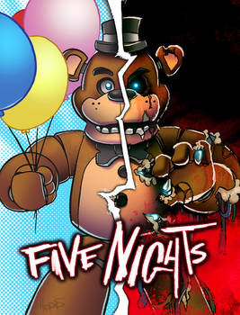 5 Nights of Fright