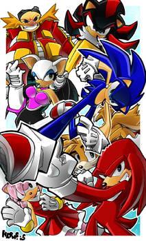 Sonic and the Sega Squad