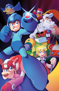 The Blue Bomber is Back