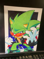 Copic Scourge