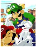 At Last... Luigi Time