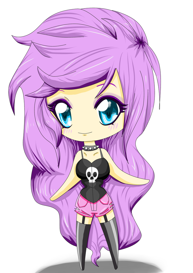 Pastel Goth by LookAliveHolly on DeviantArt