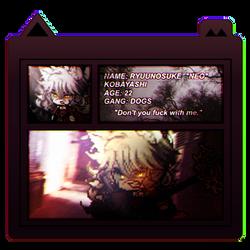 NEO by juicexifer