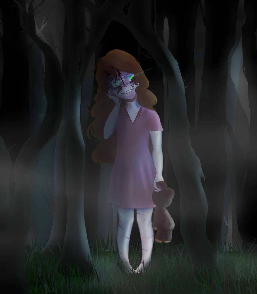 Creepypasta: Sally Williams by Darkness-of-Angels13 on