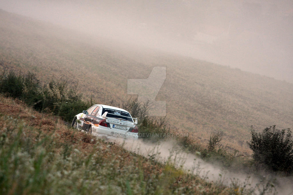 dusty landscape 2 by donfoto
