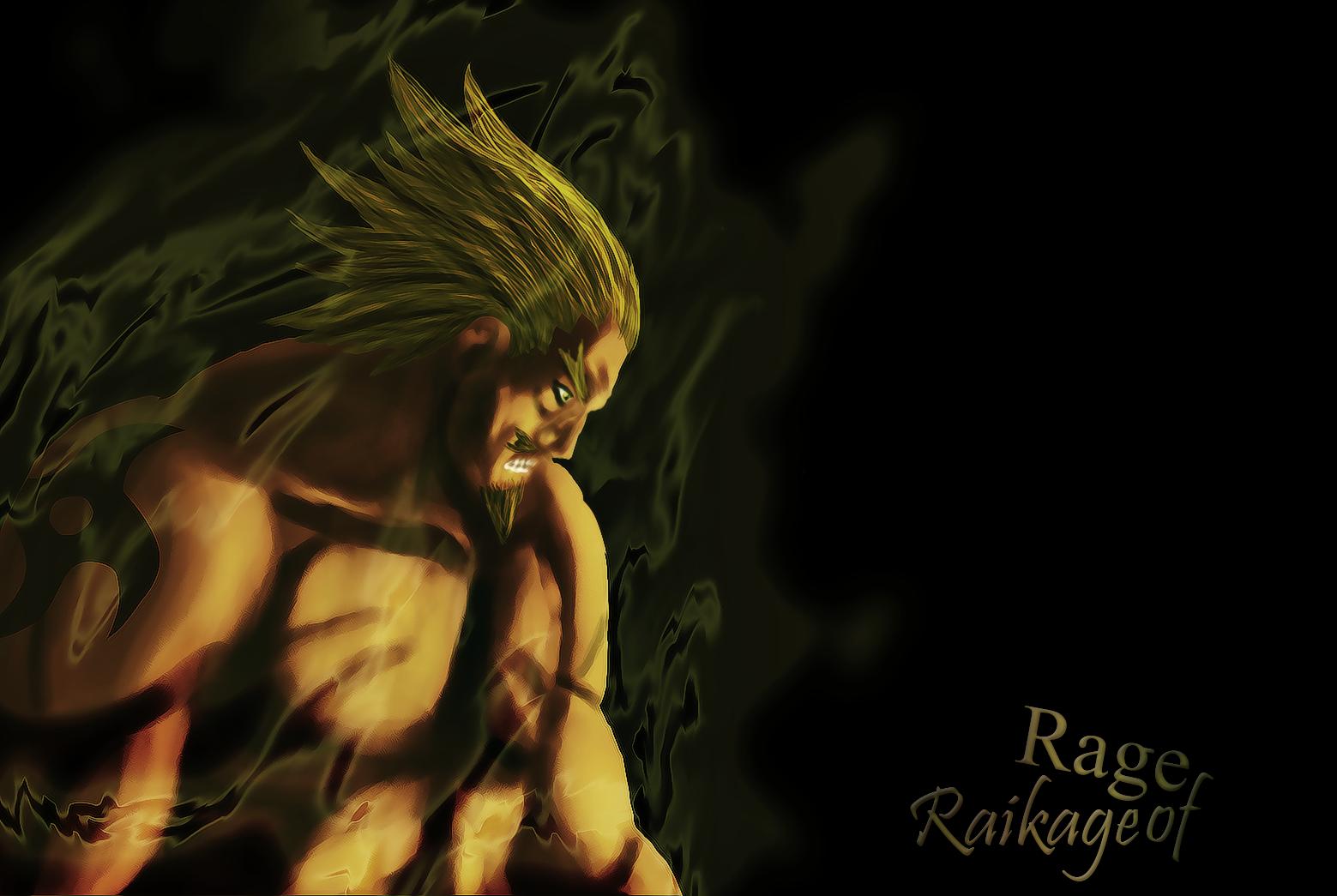 Second raikage