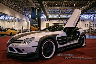 Mercedes SLR HAMANN by AboAl3ol