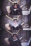 Snowy Mistress - Lady Loki Cosplay
