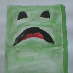 Minecraft Creeper Sees You by DogG6